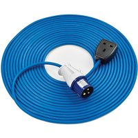 New Clarke EL16 16A Plug to 13A Socket Extension Lead 14m