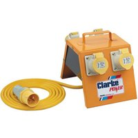Clarke Clarke 4WD1 4-Way Distribution Box
