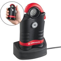 Machine Mart Xtra Facom 779.PC Pocket Led Torch With Lthium Ion Rechargeable Battery