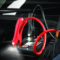 Clarke Clarke CJL25LED Booster Cable With LED Clamp
