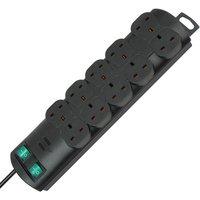 Brennenstuhl Brennenstuhl Primera 230V 10 Way Extension Socket