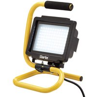 Clarke Clarke CL6FS 96LED Portable Work Light with Stand (230V)