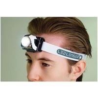 New LED Lenser SEO Headlamp Black