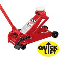 Clarke Clarke CTJ3QLG 3 Tonne Quick Lift Professional Trolley Jack