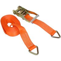 Lifting & Crane Lifting and Crane Ratchet Lashing Comes With Delta Link Ends