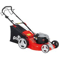 Grizzly Grizzly BRM51BSA 190cc Petrol Lawnmower