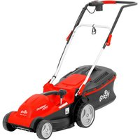 Machine Mart Xtra Grizzly ERM1435G 1400W Electric Lawnmower