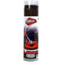Machine Mart Xtra Oregon Pre Cut Red Techni-Blade Trimmer Line 7mm x 26cm (40 Pieces)