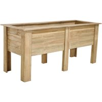 Forest Forest 80x180x70cm Deep Root Planter 1.8m
