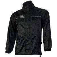 Machine Mart Xtra Oxford Rain Seal Black All Weather Over Jacket (L)