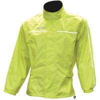 Machine Mart Xtra Oxford Rain Seal Fluorescent All Weather Over Jacket (S)