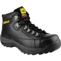 Machine Mart Xtra Cat Hydraulic S3 Safety Boot In Black (Size 8)