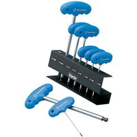 Clarke Clarke PRO61 8-Pce A/F T-Handle HEX Key Set