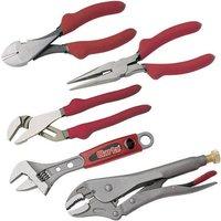 Price Cuts Clarke PRO119 - 5pce Pliers Set