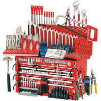 Clarke Clarke CHT634 Mechanics Tool Chest and Tools Package