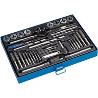 New Clarke CHT774 37 Piece Metric Tap And Die Set