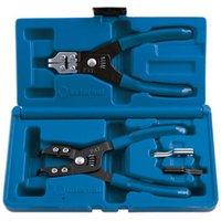 Machine Mart Xtra Laser 5215 - 2 Piece Internal/External Circlip Plier Set