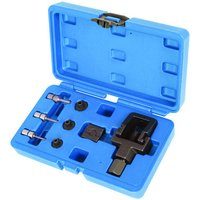 Machine Mart Xtra Laser 4557 Motorcycle Chain Breaker and Riveting Tool Set