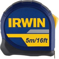 Irwin Irwin Standard 5m/16ft Imperial/Metric Tape Measure
