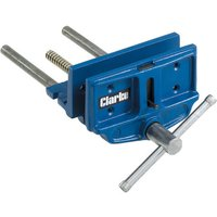 Clarke Clarke WV7 - 7 (180mm) Woodworking Vice