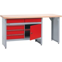 Clarke Clarke CWB1700P 5 Drawer Workbench