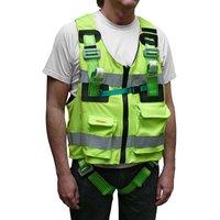 Lifting & Crane Hi-Vis Vest Safety Harness