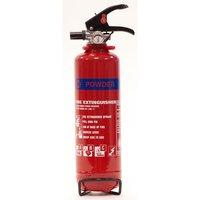 Safesmart Safesmart 1Kg Fire Extinguisher - ABC Powder