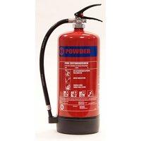 Safesmart Safesmart 9 Kg Fire Extinguisher - ABC Dry Powder