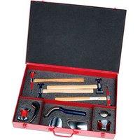 Machine Mart Xtra Power-Tec - 11 Piece Master Hammer Dolly Set