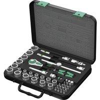 Wera Wera 8100Sb2 Socket Set 3/8 Drive Metric Zyklop 43 Pieces