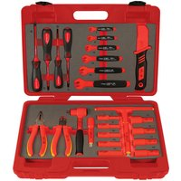 Laser Laser 25 Piece Insulated Tool Kit 3/8 Drive