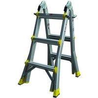 Lyte Ladders Lyte Ladders TLS4X3 Telescopic Ladder