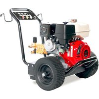 Machine Mart Xtra V-TUF GB060 Honda Petrol Engine Cold Pressure Washer (6HP)