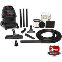 Shop Vac Shop Vac K-SQ14C Micro 10l Portable Wet and Dry Vacuum Cleaner (230V)