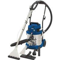 Draper Draper SWD1500 20L 3 in 1 Vacuum Cleaner With Shampoo Facility