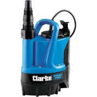 Clarke Clarke PSP125 1 1/4 Puddle Water Pump