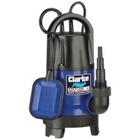 New Clarke PSV6A 400W Submersible Pump With Folding Base