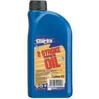 Clarke Clarke Synthetic 2-Stroke Oil (1 Litre)