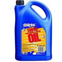 Clarke Clarke 5W40 Fully Synthetic Motor Oil (5 Litre)