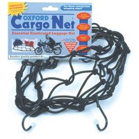 Oxford Oxford Motorcycle Cargo Net - Red