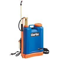Clarke Clarke 16 Litre Back Pack Sprayer KSP16
