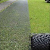 Grassmats Grassmats GMS006-B Turf Protection Mesh 2m x 30m Roll