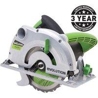 Evolution Evolution FURY 185mm TCT Multipurpose Circular Saw