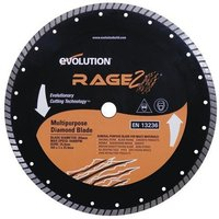 Evolution Evolution Multipurpose Diamond Saw Blade 355mm