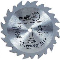 Trend Trend CSB18424A - 24T CraftPro Saw Blade 184mm