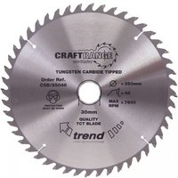 Trend Trend CSB23524 - 24T CraftPro Saw Blade 235mm