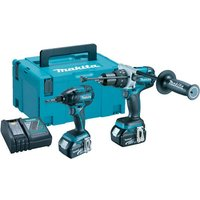 Makita Makita DLX2040TJ - 18V LXT 2-Piece (Drill & Impact Driver) Combo Kit