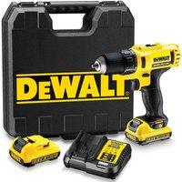 Machine Mart Xtra DeWalt DCD710D2 10.8V XR Li-Ion Compact Drill/Driver