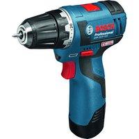 Bosch Bosch GSR 10.8 V-EC Professional Cordless Drill/Driver (Bare Unit Only)