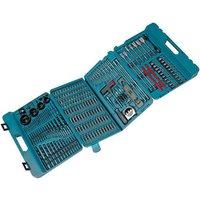 Makita Makita 216 piece Drill Bit & Accessory Set